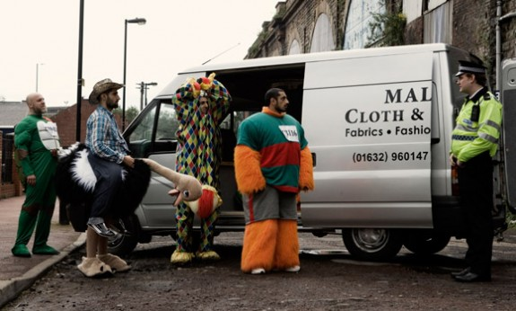 Surrey St, Sheffield(in a scene from the film 'Four Lions').