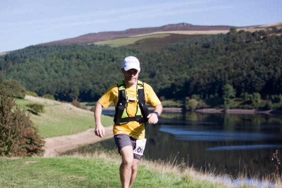 My Ladybower50 outfit, tried and tested, now with added Montrail Fluid Flex footwear