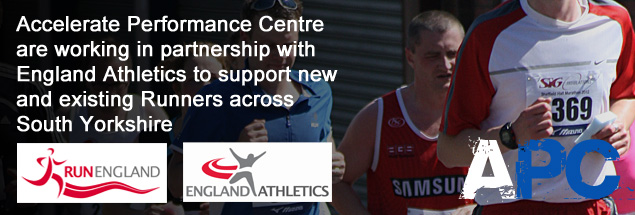 Partnership With Run England in South Yorkshire
