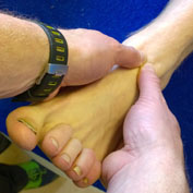 Mobilisation of your Foot & Ankle