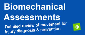 Accelerate Perfromance Centre Biomechanical Assessments