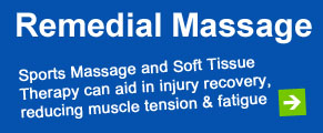 Accelerate Performance Centre Remedial and Sports Massage