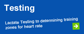 Accelerate Perfromance Centre Lactate Testing for Heart Rate