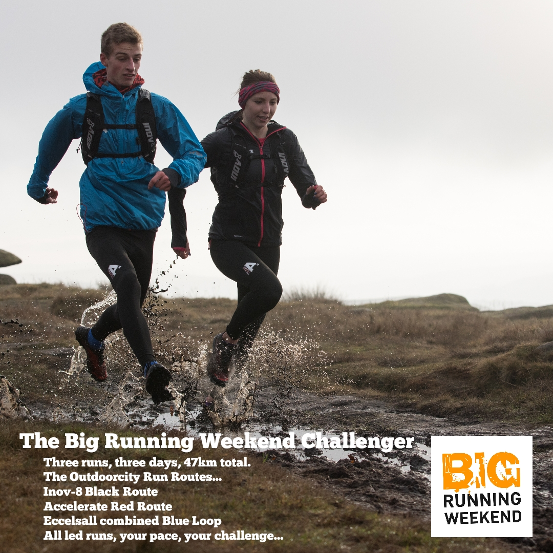 BIG Running Weekend : Led Runs and Challenger