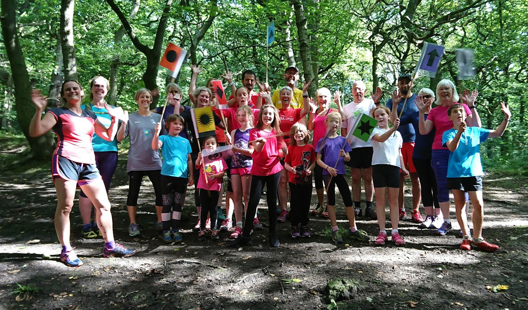 BIG Running Weekend : Kids WoodRun