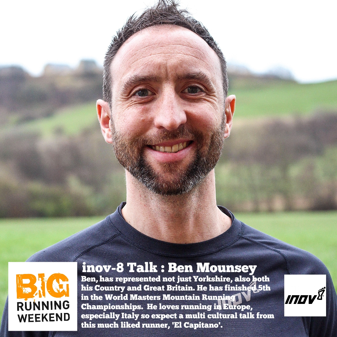 BIG Running Weekend : Ben Mounsey