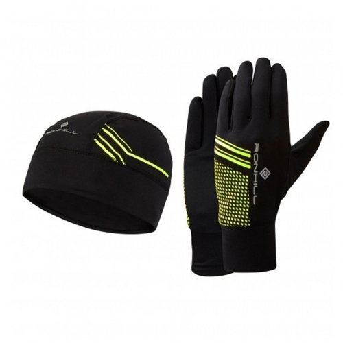 Ronhill Beanie and Glove Set >>