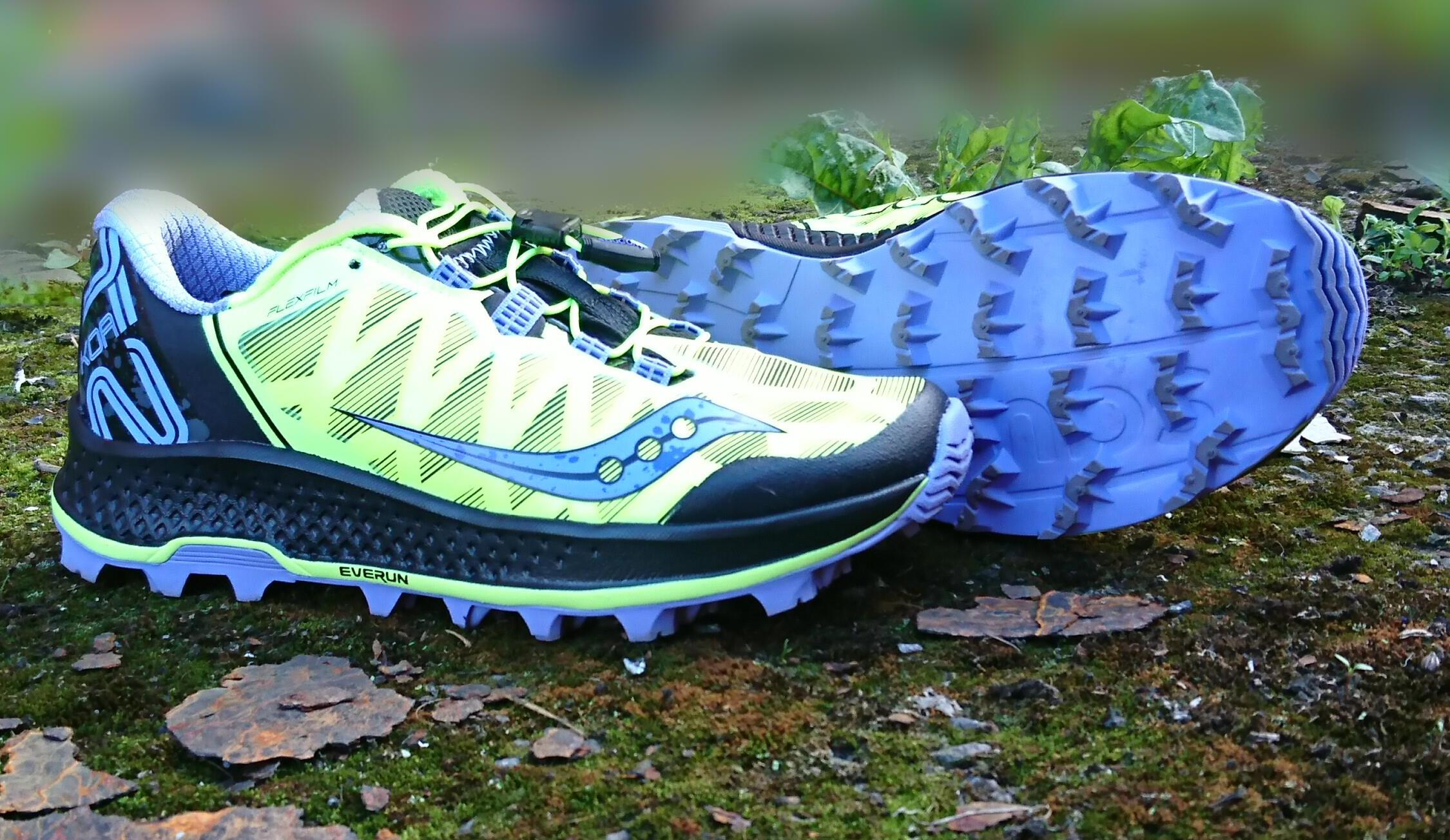 Saucony Koa ST Trail Shoe
