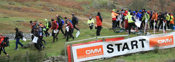 Original Mountain Marathon - Borrowdale Start
