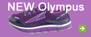 Accelerate: Women's Altra Zero Drop Olympus