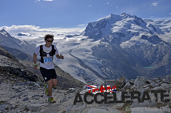 Team Accelerate-Scott Runner Stuart Walker, Matterhorn 2014