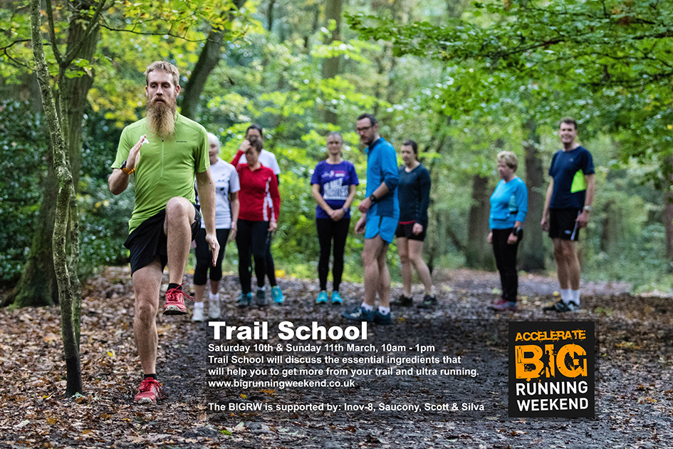 BIG Running Weekend : Trail School