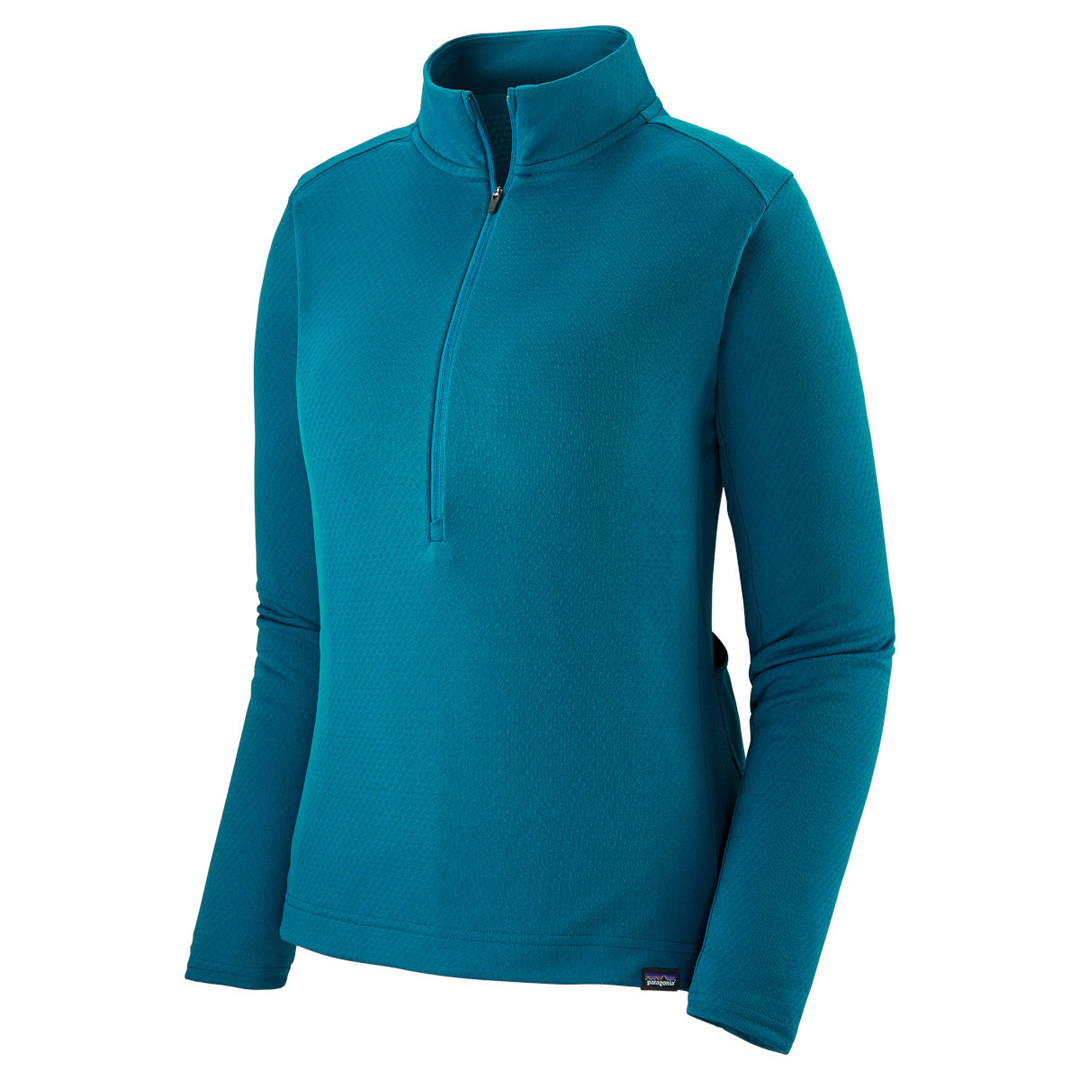 Patagonia W's Capilene Midweight Zip Neck >>