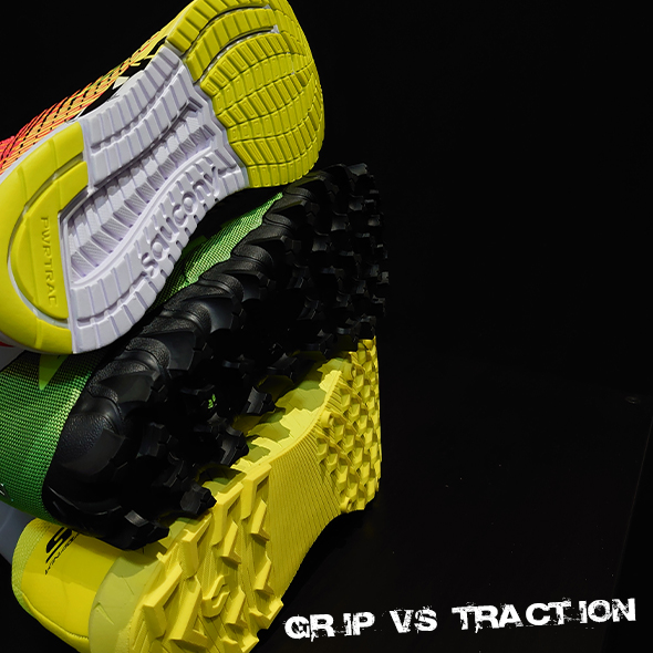 Grip VS Traction >>