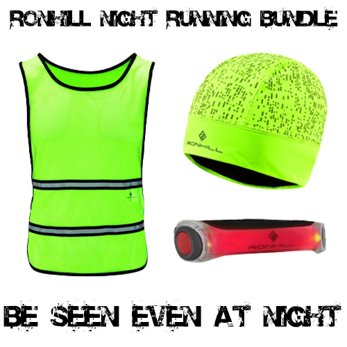 Ronhill Night Running Bundle >>
