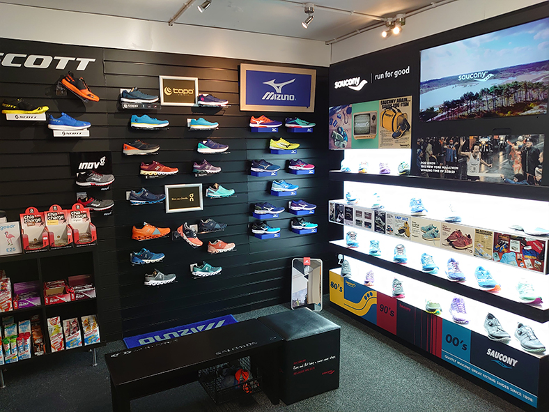 Accelerate, Sheffield - Our Store