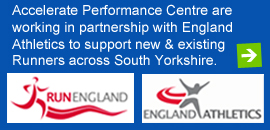 Working partners with England Athletics