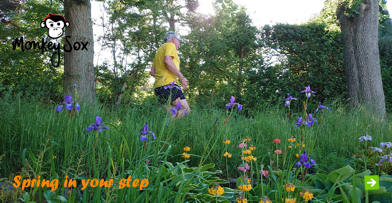 Spring in your step - Photo Competition